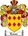 Thumbnail Lavan Family Crest  Lavan Coat of Arms