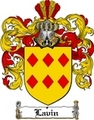 Thumbnail Lavin Family Crest  Lavin Coat of Arms