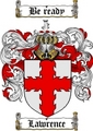 Thumbnail Lawrence Family Crest / Lawrence Coat of Arms