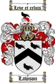 Thumbnail Lawson Family Crest / Lawson Coat of Arms