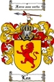 Thumbnail Lea Family Crest  Lea Coat of Arms