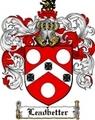 Thumbnail Leadbetter Family Crest  Leadbetter Coat of Arms