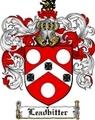 Thumbnail Leadbitter Family Crest  Leadbitter Coat of Arms