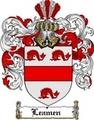 Thumbnail Leamen Family Crest  Leamen Coat of Arms