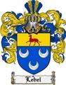 Thumbnail Lebel Family Crest  Lebel Coat of Arms