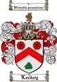 Thumbnail Leckey Family Crest  Leckey Coat of Arms