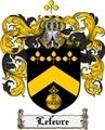 Thumbnail Lefevre Family Crest Lefevre Coat of Arms Digital Download