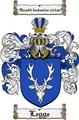 Thumbnail Legge Family Crest Legge Coat of Arms Digital Download