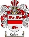 Thumbnail Lemon Family Crest  Lemon Coat of Arms