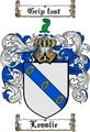 Thumbnail Lesslie Family Crest  Lesslie Coat of Arms