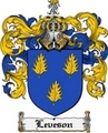 Thumbnail Leveson Family Crest Leveson Coat of Arms Digital Download