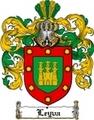 Thumbnail Leyva Family Crest  Leyva Coat of Arms