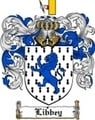 Thumbnail Libbey Family Crest  Libbey Coat of Arms