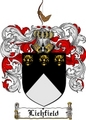 Thumbnail Lichfield Family Crest  Lichfield Coat of Arms