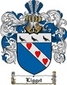 Thumbnail Ligget Family Crest  Ligget Coat of Arms