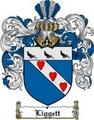 Thumbnail Liggett Family Crest  Liggett Coat of Arms
