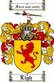 Thumbnail Ligh Family Crest  Ligh Coat of Arms