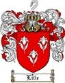 Thumbnail Lilie Family Crest  Lilie Coat of Arms