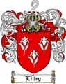 Thumbnail Lilley Family Crest  Lilley Coat of Arms