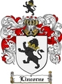 Thumbnail Lincorne Family Crest  Lincorne Coat of Arms