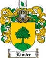 Thumbnail Linder Family Crest  Linder Coat of Arms