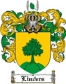 Thumbnail Linders Family Crest  Linders Coat of Arms