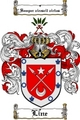 Thumbnail Line Family Crest  Line Coat of Arms
