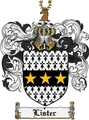 Thumbnail Lister Family Crest Lister Coat of Arms Digital Download