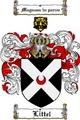 Thumbnail Littel Family Crest  Littel Coat of Arms