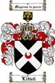 Thumbnail Littell Family Crest  Littell Coat of Arms