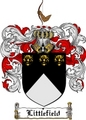 Thumbnail Littlefield Family Crest  Littlefield Coat of Arms