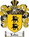 Thumbnail Lobez Family Crest  Lobez Coat of Arms