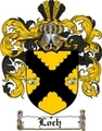 Thumbnail Loch Family Crest  Loch Coat of Arms