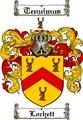 Thumbnail Lochett Family Crest  Lochett Coat of Arms