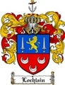 Thumbnail Lochlain Family Crest  Lochlain Coat of Arms