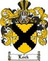 Thumbnail Lock Family Crest  Lock Coat of Arms