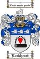 Thumbnail Lockheart Family Crest  Lockheart Coat of Arms