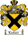 Thumbnail Locklair Family Crest  Locklair Coat of Arms