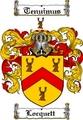 Thumbnail Locquett Family Crest  Locquett Coat of Arms