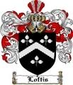 Thumbnail Loftis Family Crest  Loftis Coat of Arms