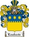 Thumbnail Lombardo Family Crest  Lombardo Coat of Arms