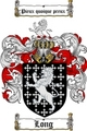 Thumbnail Long Family Crest / Long Coat of Arms