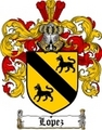 Thumbnail Lopez Family Crest / Lopez Coat of Arms