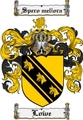 Thumbnail Lowe Family Crest Lowe Coat of Arms Digital Download