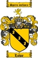 Thumbnail Lowe Family Crest / Lowe Coat of Arms