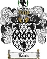Thumbnail Luck Family Crest Luck Coat of Arms Digital Download