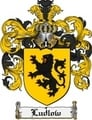 Thumbnail Ludlow Family Crest Ludlow Coat of Arms Digital Download