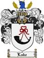 Thumbnail Luke Family Crest Luke Coat of Arms Digital Download