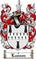 Thumbnail Lunnen Family Crest  Lunnen Coat of Arms