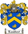 Thumbnail Lunsford Family Crest  Lunsford Coat of Arms